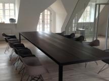 Konferencebord, 6 x 2 meter